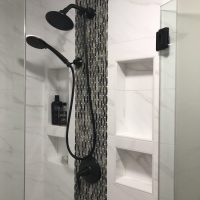 Custom Tile Shower Richland Michigan