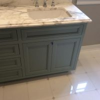 bathroom vanity marble countertop and tile richland michigan