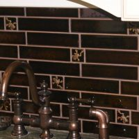 custom tile accents